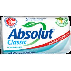 Мыло туалетное «Absolut CLASSIC» Освежающее 90г.