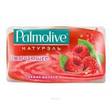 Мыло туалетное Palmolive Натурэль Смягчающее свежая малина 90 г.