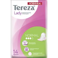 Прокладки урологические TerezaLady Normal 14 шт