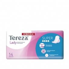 Прокладки урологические TerezaLady Super 14 шт