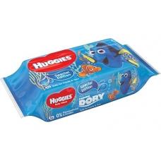 Huggies салфетки влажные Disney Dory детские 56 шт.
