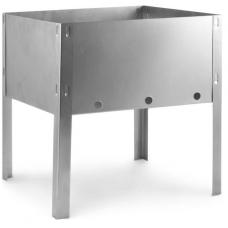 GRIFON LIGHT Мангал складной 35 × 25 × 35 см. в полиэтиленовой упаковке.