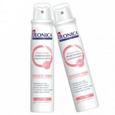 DEONICA Дезодорант аэрозоль Легкость пудры  200мл + влажные салфетки