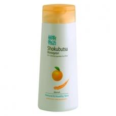 LION Shokubutsu Крем-гель для душа Orange Peel Oil 200 мл.