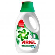 Жидкий стиральный порошок Ariel  Горный Родник 1,3 л.