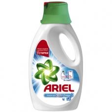 Жидкий стиральный порошок Ariel  Touch of Lenor Fresh 1,3 л.