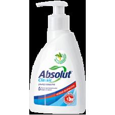 Мыло жидкое «Absolut CLASSIC» Ультразащита 250мл.