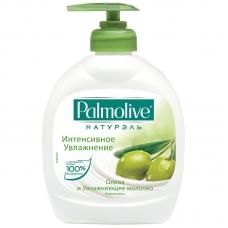Мыло жидкое Palmolive Оливковое молочко 300 мл.