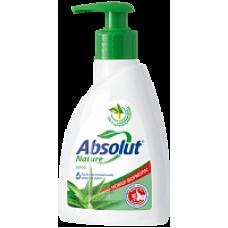 Мыло жидкое «Absolut NATURE» Алоэ 280мл.