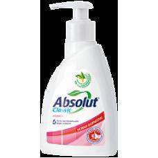 Мыло жидкое «Absolut CLASSIC» Нежное 250мл.