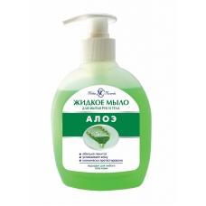 Жидкое мыло Невская косметика Алоэ 300мл