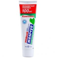 Зубная паста «Жемчуг новый» Легкий аромат мяты 100 мл.