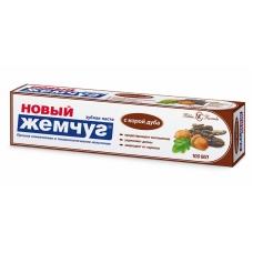 Зубная паста «Жемчуг новый» Кора дуба 100 мл.