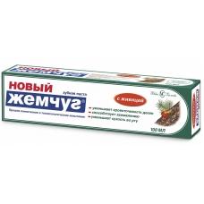 Зубная паста Новый Жемчуг с живицей 100 мл.