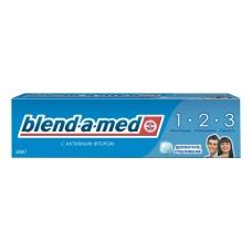 Зубная паста Blend-a-med 3-Эффект Деликатное отбеливание 50 мл.