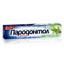 Зубная паста ПАРОДОНТОЛ с экстрактом зеленого чая 63г.