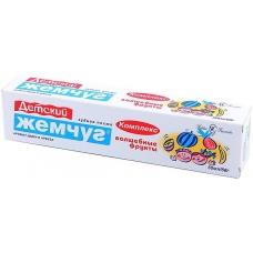 Зубная паста «Жемчуг» Волшебные фрукты 50 мл.