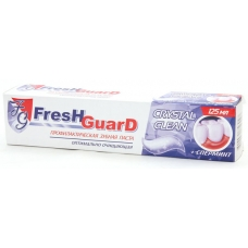 Зубная паста Fresh Guard Crystal Clean  50 мл.