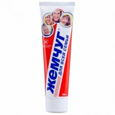 Зубная паста «Жемчуг»  для всей семьи 100 мл.