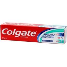 Зубная паста Colgate® Тройное Действие 50 мл.