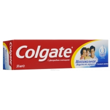 Зубная паста Colgate® Максимальная Защита от Кариеса Свежая Мята 50 мл.