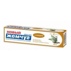 Зубная паста Новый Жемчуг с солодкой 100 мл.