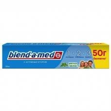 Зубная паста Blend-a-med 3-Эффект Мягкая Свежесть 50 мл.