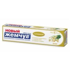 Зубная паста «Жемчуг новый» Ромшка 100 мл.