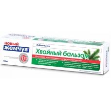 Зубная паста «Жемчуг новый» Хвойный бальзам 100 мл.